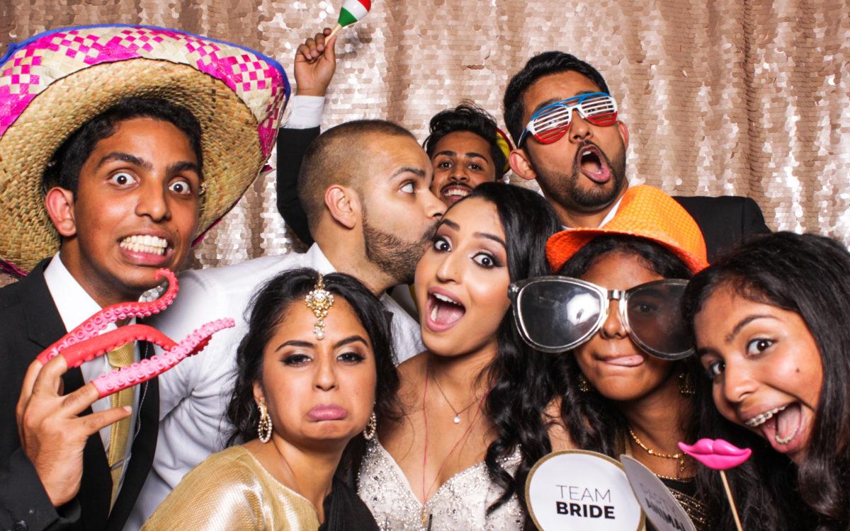 Pasadena Photo Booth  |  Bivy + Justin's Wedding